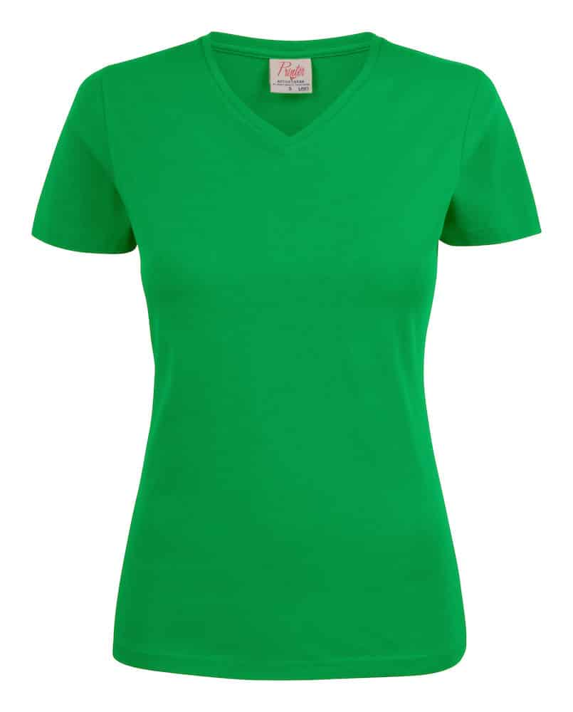 T-shirt Heavy V-Neck Lady