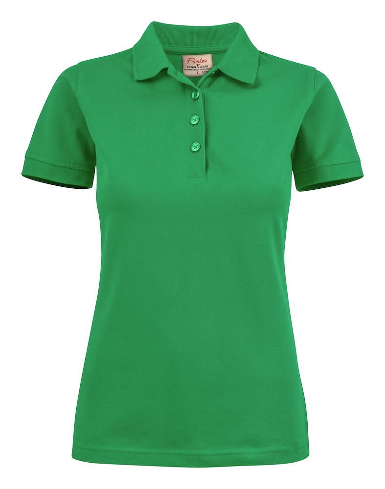 Poloshirt Surf Stretch Lady