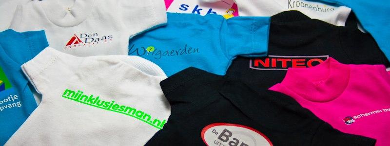 T Shirts Bedrukken Hoorn